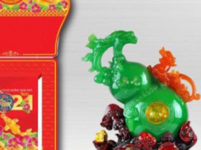 Thiết kế lịch tết Tân Sửu 2021 độc quyền chất lượng tại Hà Nội